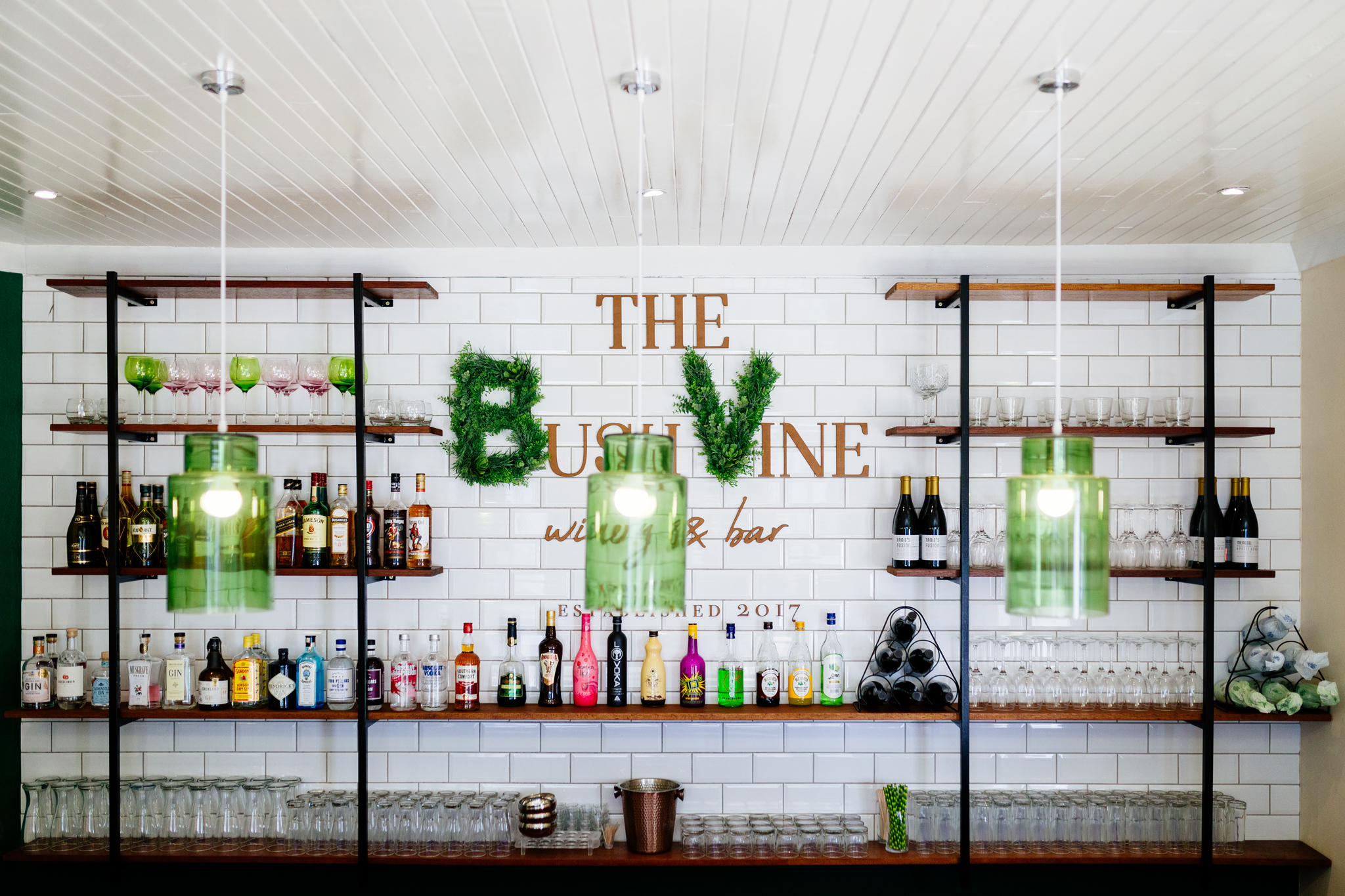 Bush Vine Winery & Bar